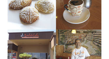 Knafeh Cafe International Coverage
